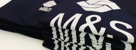 Textildruck Stuttgart - Mitarbeiterkleidung bedrucken lassen