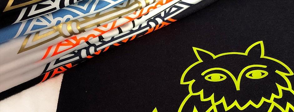 Textildruck Stuttgart - Schulkleidung bedrucken lassen