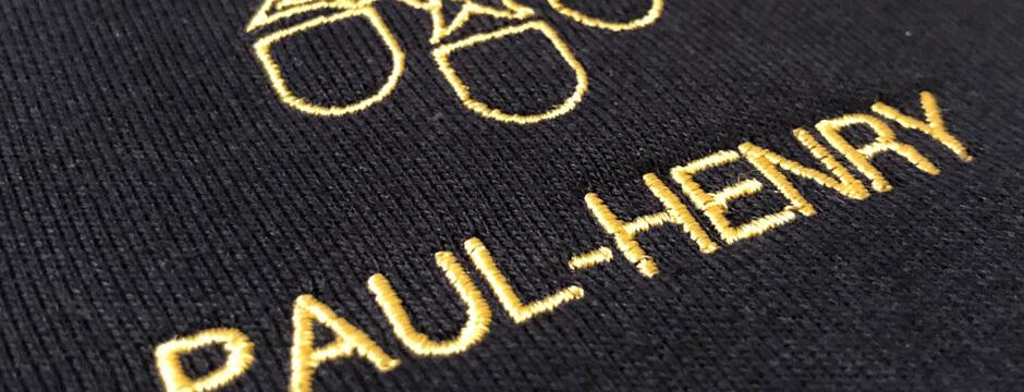 Textildruck Stuttgart - Schulkleidung besticken lassen