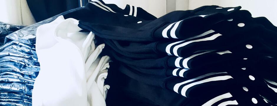 Textildruck Stuttgart - Jacken bedrucken lassen