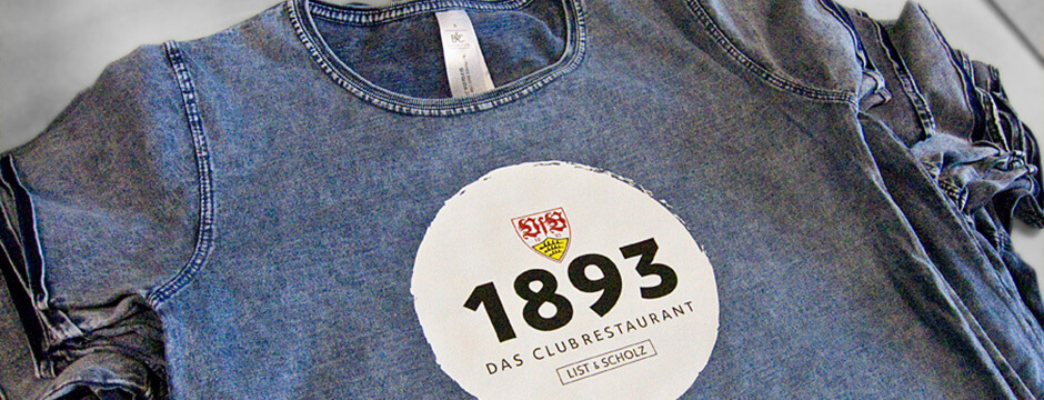 Textildruck Stuttgart - T shirts bedrucken lassen