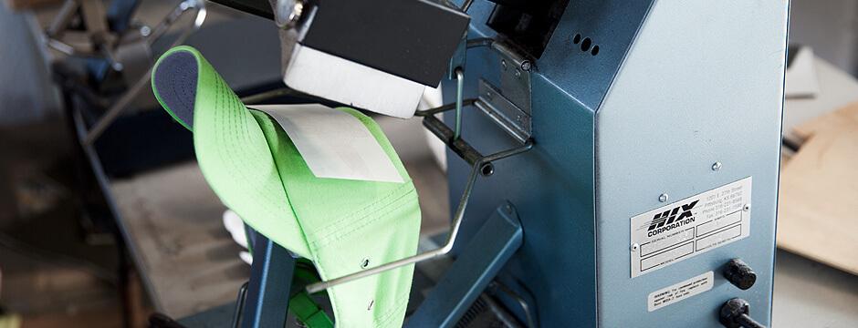 Textildruck Stuttgart - caps bedrucken